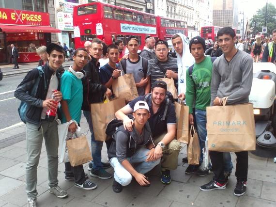 bSEC london bus