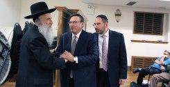 Rabbi Brody and Rav Wallenstein Judah too