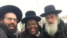 Rabbi Brody, Nissim & Eli